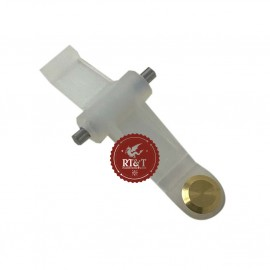 Leva microinterruttore 0020107700 per Valvola deviatrice Gruppo acqua 011289 caldaia Vaillant