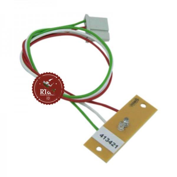 Sensore controllo velocità stufa Fondital New Gazelle 2500, New Gazelle 4000, Windor 2500, Windor 4000 6Y41342100