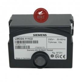 Quadro accensione Siemens LMO24.111C2 (ex LMO24.111B2)