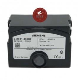 Quadro comando bruciatore Siemens LME11.330C2 (ex LME11.330A2)
