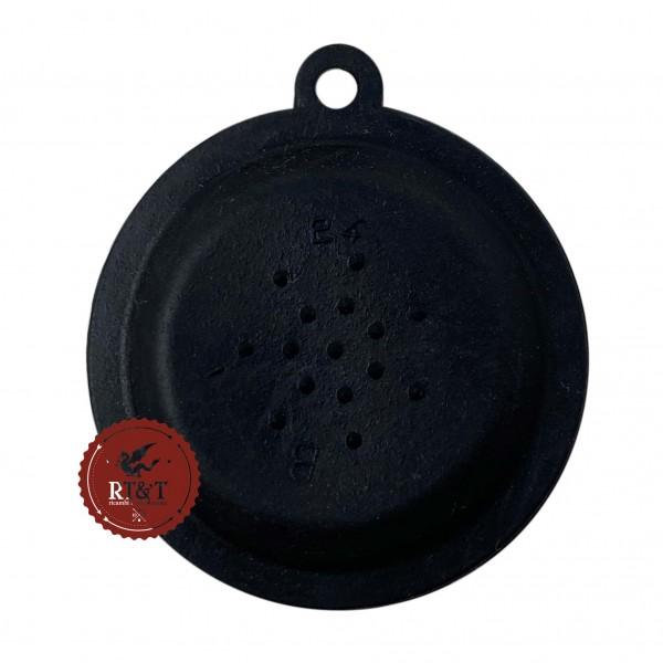 Membrana con orecchietta caldaia Baxi JJJ005405960 Ø 45 mm