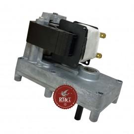Motoriduttore Mellor 2 RPM (FB1187) per stufa a pellet Clam, Lincar, Nordica Extraflame, Xiang
