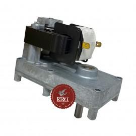Motoriduttore Mellor 1 RPM (FB1330) per stufa a pellet Cola, MCZ, Kalor, Palazzetti, Piazzetta, Royal, Thermorossi