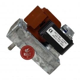 Motoriduttore Kenta 2,5 RPM (K9175160) per stufa pellet Adler, Clam, Deville, Puros, Vulcania