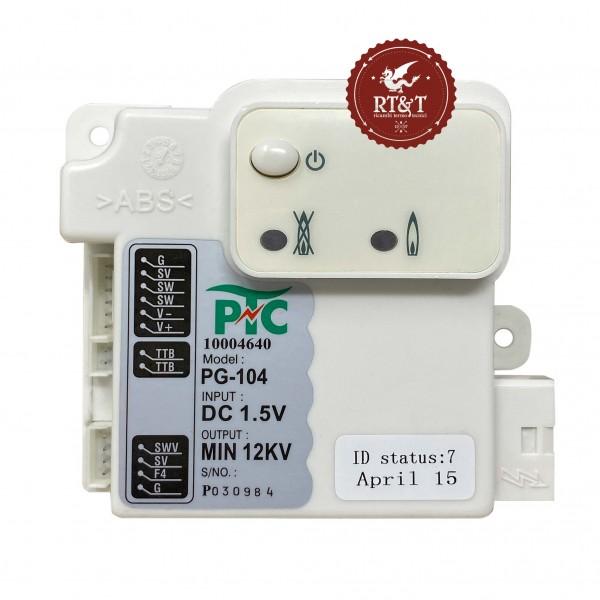 Scheda scatola di comando PTC PG-104 10004640 scaldabagno Chaffoteaux Fluendo 61400275