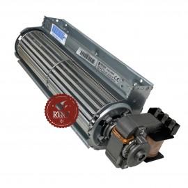 Ventilatore tangenziale 240 2 velocità per termoconvettore Fondital Gazelle 3000, Windor Plus 3000 6YVENTAN01