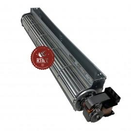 Ventilatore tangenziale 480 2 velocità per termoconvettore Fondital Gazelle 7000, Windor Plus 7000 6YVENTAN00