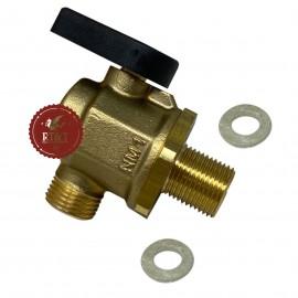 Rubinetto di carico caldaia Vaillant VMW 246/2-7, VMW 286/2-7, VMW 356-7 014720