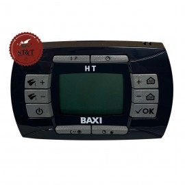 Telecontrollo Comando Remoto AVS77 caldaia Baxi Luna3 Comfort HT, Luna3 Silver Space HT, Nuvola3 Comfort HT JJJ005688360