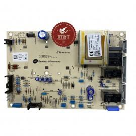 Scheda B&P DIMS26 caldaia Argo De Luxe 124 E, De Luxe 125 SE, De Luxe 131 SE 575687010