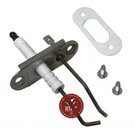Elettrodo Candela accensione caldaia Vaillant VK, VKK, VKS, VSC, VSC S, VM, VMW 090709