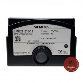 Apparecchiatura Quadro di comando e controllo per bruciatori a gas SIEMENS LME22.233C2, ex LME22.233A2