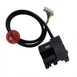 Connettore Accenditore VZ2/10 SAC L600 per valvola gas SIT caldaia Baxi JJJ008511560, ex JJJ008419060