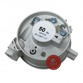 Pressostato aria 50 Pa per Ecoflam Ecosi 65104671-01