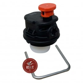Valvola di sfogo aria per Ecoflam Ecosi, Ecoblu 65104703