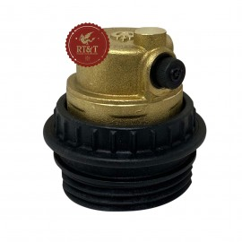 Testa degasatore valvola sfiato aria caldaia Chaffoteaux Centora, Centora Green, Elexia, MC, Nectra, Nectra Top 61002653