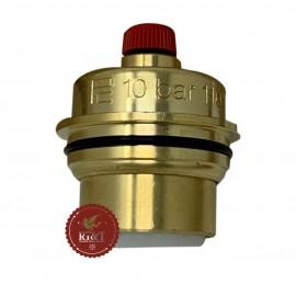 Valvola sfogo aria degasatore caldaia Ariston Aco, Dea, Microdens, New Formula, New Storage, Rio, Trend, Uno 995865