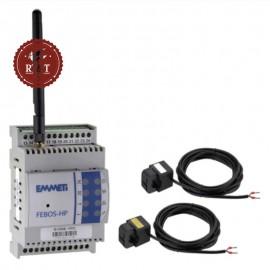 Febos HP attuatore WIFI monofase per pompa di calore Emmeti 07245311