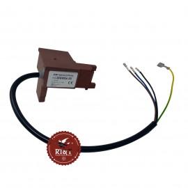 Accenditore Tasformatore accensione NAC BF89026-00 caldaia Ariston Est, Microtec, Modula, Next, One, T2/23 65100249