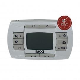 Controllo comando remoto RC06 caldaia Baxi Luna Air, Luna Duo-Tec In, Luna IN Plus 711425000