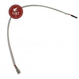 Cavo elettrodo rilevazione scaldabagno Ariston e Chaffoteaux65158539