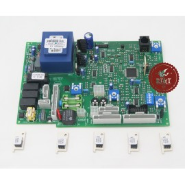 Scheda CMP3-MCU HS MI/MFFI 3S per Ariston Microgenus, Mini, Mini II, Minicodex, Selecta, New Rugiada, New Ermetica 65101732
