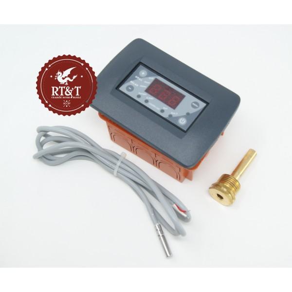 Centralina termocamino COELTOP RLX
