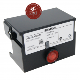 Quadro Apparecchiatura Siemens Landis LGB22.330A27