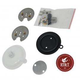 Kit revisione valvola acqua per Hermann Saunier Duval Opalis, SD, SDF, SDX 05349600