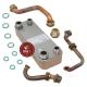 Scambiatore sanitario 14 piastre per Vaillant Tecnoblock VCW 0020073793, ex 065034
