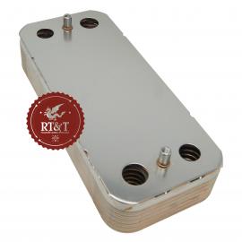 Scambiatore sanitario a flusso incrociato per Arca Aeterna, Dea Clip II, Pixel, Pixelfast, Pocket II SCA0900P