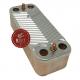 Scambiatore sanitario 20 piastre per Radiant RKA, RSA, RSF, RSR 43166LP, ex 20047LA