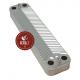 Scambiatore sanitario 12 piastre per Gruppo Imar Alucond, Bimetal Condens, Ceramic Compact, CSP System 131WRS3A
