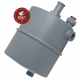 Scambiatore boilerino sanitario per Ariston Are, Arx, Basic, CT, Dia, Edy, EX, Meta, RE, RHE, RX, SC, SE, SP, ST 566098