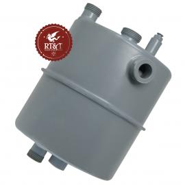 Scambiatore boilerino sanitario per Hermann Comfort, Foris, Spazio Due Spazio Uno, Spazio Zero H015002120