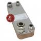 Scambiatore sanitario per caldaia Vaillant atmoBLOCK VMW, turboBLOCK VMW 0020073792, ex 064950
