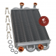 Scambiatore bitermico per Ferroli DOMIcondens, Domi Insert, DOMIproject, Easy Box, Essential, FERCondens, Fer Easy 39837660