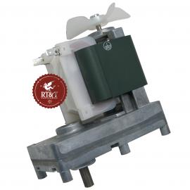 Motoriduttore per stufe a pellet 8,5 RPM albero 9,5 mm
