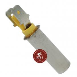 Sonda sensore riscaldamento Chaffoteaux per Celtic, Cerar, Cortina Pensotti, M20 Novogas, MC 13-20, Multi Venti, RS 60064153