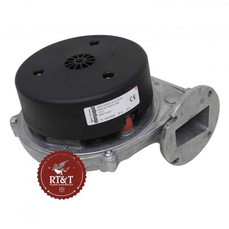 British GAS celsia 30 40 50 60 /& 80 f1 GUARNIZIONE DI TENUTA della caldaia ventilatore 225154