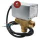 Valvola a tre vie Honeywell V4044C1353 per Hermann Comfort, Foris, Laser, Master Uniblock H021000313