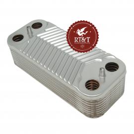 Scambiatore 18 piastre per Baltur Genio Tecnic MC 30 S 0005250170