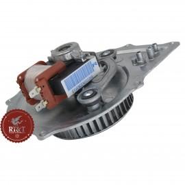 Ventilatore centrifugo Fondital per Gazelle Techno 3000 Classic, Windor Plus 3000 Classic 6YVENCEN00