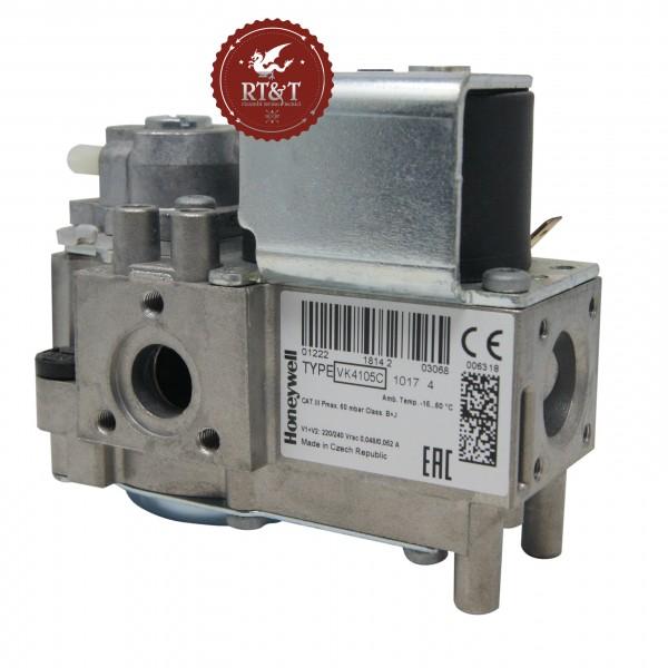 Valvola Gas Honeywell VK4105C1017 per Ferroli 39820600