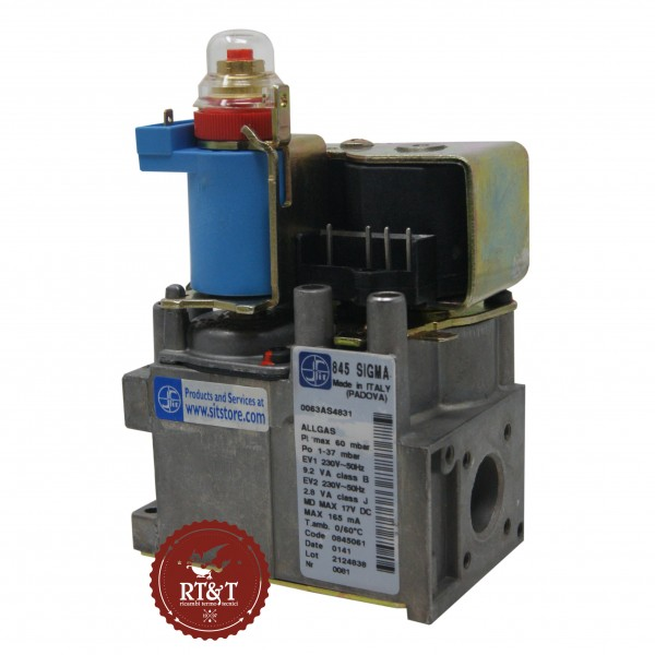 Valvola gas SIT 845061 per Biasi BI1123104