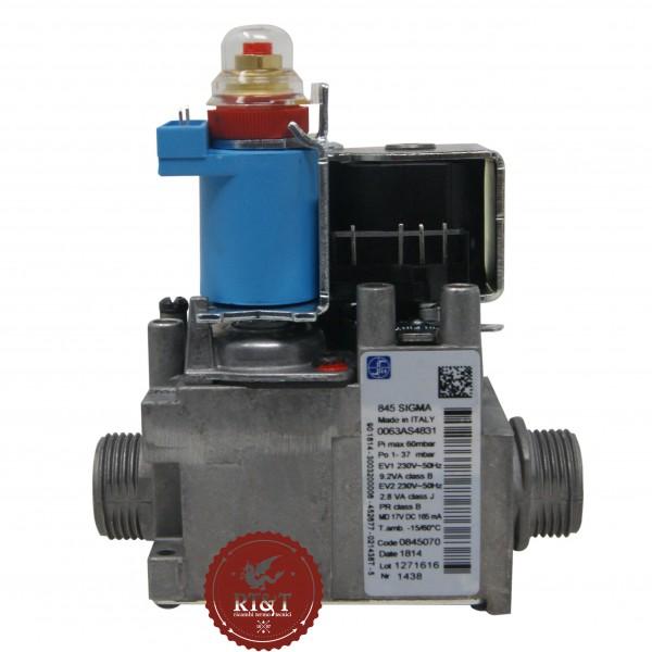 Valvola gas SIT 845070 per Radiant RC, RBC, RBS, RCA, RCR, RS, RSA, RSR 30-00035