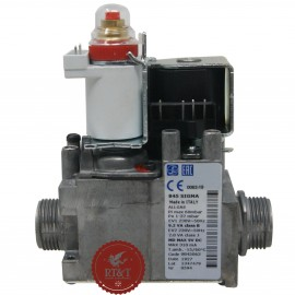 Valvola gas SIT 845063 per Hermann Habitat 2, Micra 2, Spazio Basic, Spazio Plus, Spazio Tekno, Supermaster, Supermicra