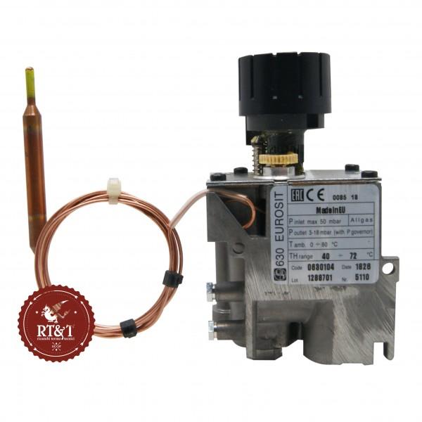 Valvola Gas 630104 EUROSIT per scaldabagni Ariston 107828