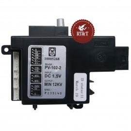 Pannello scheda accensione Vaillant PV-102-2 10005268 per scaldabagno MAG 14-0/0 GX, MAG mini 11-0/0 GX 115256