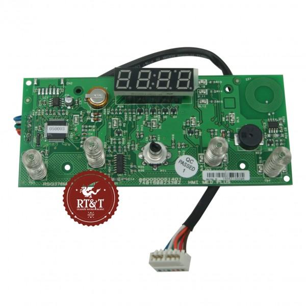 Scheda di controllo Ariston per scaldabagno Pro Plus V/5 EU, Pro Plus V 1,8K EU, Pro Plus ST V/5 EU 65153286